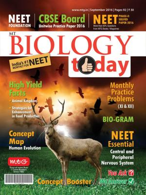 Biology Today - September 2016 - Read on ipad, iphone, smart phone and tablets.