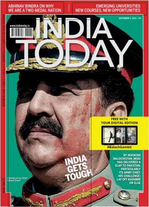 India Today-5th September 2016