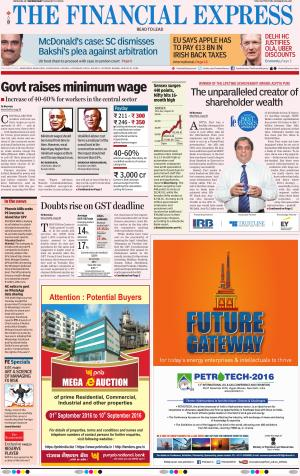 31 August, 2016 - Read on ipad, iphone, smart phone and tablets.