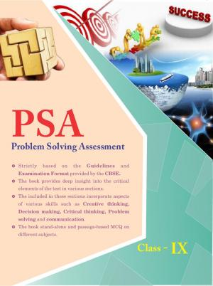 PSA (Problem solving Assessment) for Class IX - Read on ipad, iphone, smart phone and tablets.