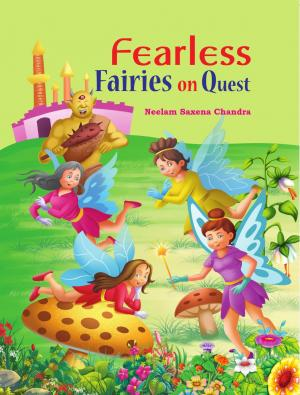 Fearless Fairies on Quest  - Read on ipad, iphone, smart phone and tablets.