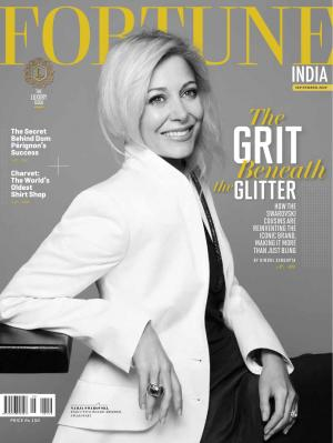 Fortune India Luxury Issue Sep 2016