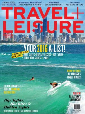 Travel + Leisure - Read on ipad, iphone, smart phone and tablets
