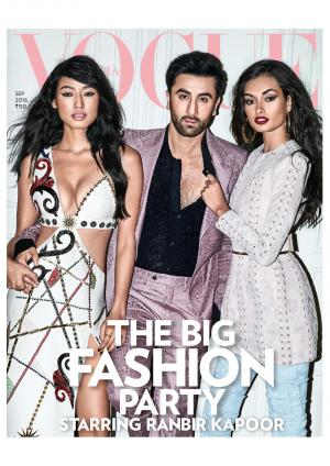 VOGUE India - Read on ipad, iphone, smart phone and tablets