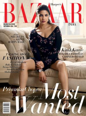 Harper's Bazaar-September 2016 - Read on ipad, iphone, smart phone and tablets.