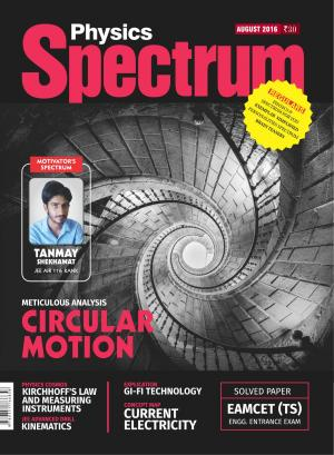 Spectrum Physics - Aug 2016