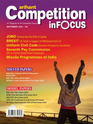 Competition Infocus - Sept 2016