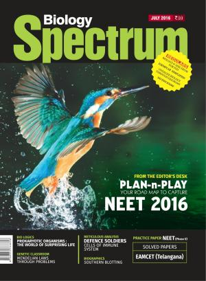 Spectrum Biology - July 2016