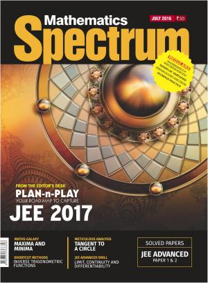 Spectrum Mathematics - July 2016