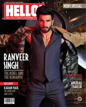 HELLO! INDIA SEP 2016 - Read on ipad, iphone, smart phone and tablets.