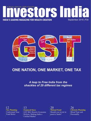 GST: ONE NATION, ONE MARKET, ONE TAX