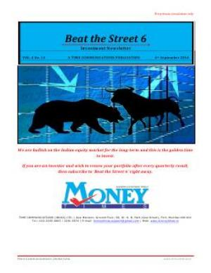 Beat the Street 6 - An investment newsletter - Read on ipad, iphone, smart phone and tablets.