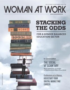 Woman At Work - Read on ipad, iphone, smart phone and tablets