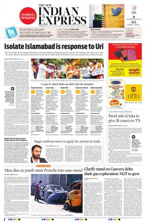 The New Indian Express-Coimbatore - Read on ipad, iphone, smart phone and tablets.