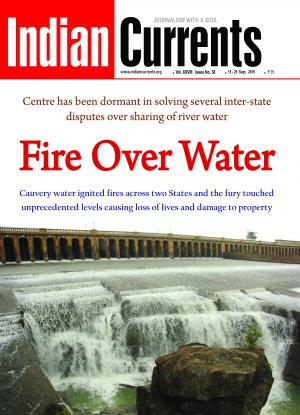 Fire Over Water - Read on ipad, iphone, smart phone and tablets.