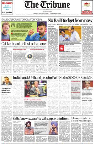 Dehradun Edition - Read on ipad, iphone, smart phone and tablets.