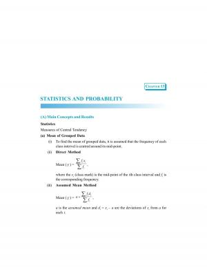 NCERT Exemplar Questions & Solutions CBSE Class 10 Mathematics - Chapter 13 Surface Areas and Volumes - Read on ipad, iphone, smart phone and tablets.