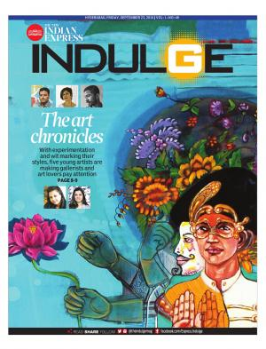 Indulge - Hyderabad - Read on ipad, iphone, smart phone and tablets