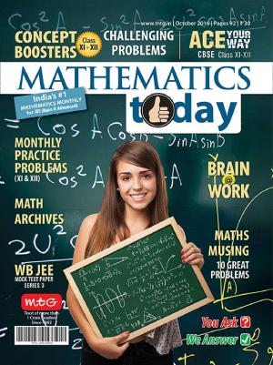 Mathematics Today- October 2016