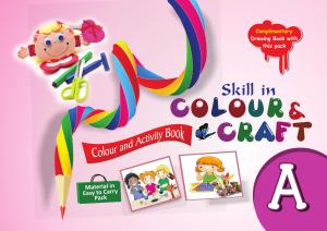 Skill in Colour & Craft  A - Read on ipad, iphone, smart phone and tablets.