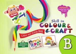 Skill in Colour & Craft  B - Read on ipad, iphone, smart phone and tablets.