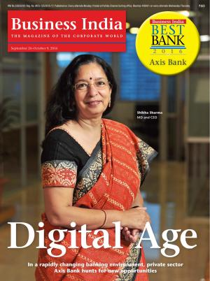 Business India  (September 26-October 9, 2016)