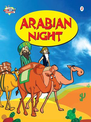 Arabian Night: Part-2 - Read on ipad, iphone, smart phone and tablets.
