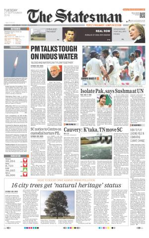 Delhi - The Statesman - Read on ipad, iphone, smart phone and tablets.