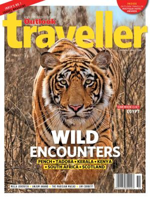 Outlook Traveller, October 2016