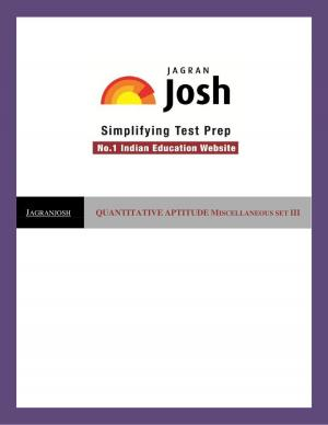 Quantitative aptitude set 3 Miscellaneous questions for all SSC Exams - Read on ipad, iphone, smart phone and tablets.