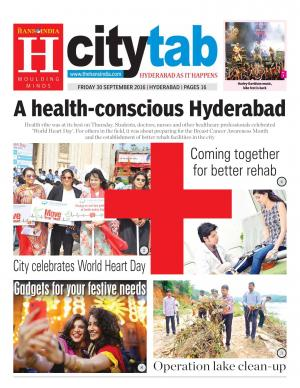 HYDERABAD CITY TAB  - Read on ipad, iphone, smart phone and tablets