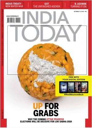 India Today - 10th October 2016