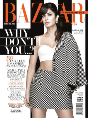Harper's Bazaar-March 2013 - Read on ipad, iphone, smart phone and tablets.