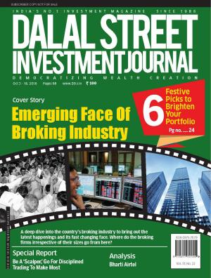 Dalal Street Investment Journal Vol 31 Issue no 22  October 16, 2016 - Read on ipad, iphone, smart phone and tablets.