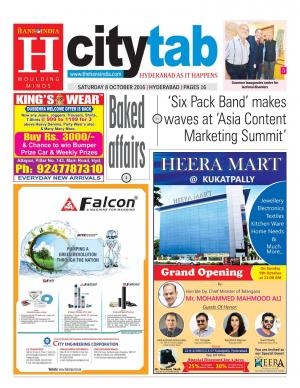 HYDERABAD CITY TAB - Read on ipad, iphone, smart phone and tablets.