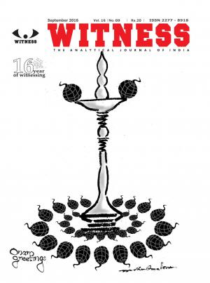 WITNESS, September,2016