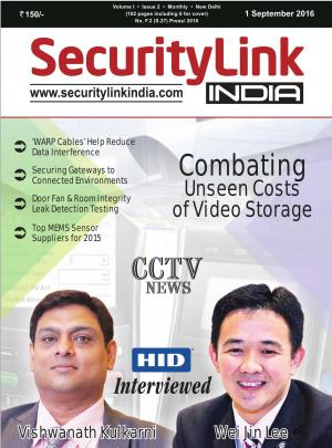 SecurityLink India - Read on ipad, iphone, smart phone and tablets.