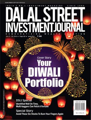 Dalal Street Investment Journal Vol 31 Issue no 23,16 October 2016