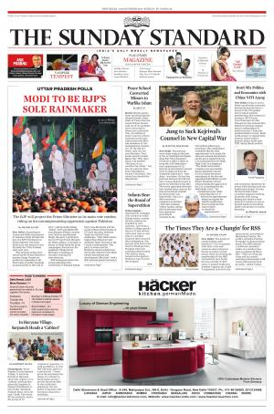 The Sunday Standard - Delhi - Read on ipad, iphone, smart phone and tablets.