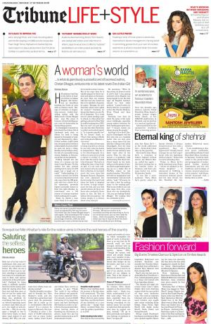 Life+Style (Chd) - Read on ipad, iphone, smart phone and tablets.