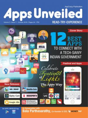 Apps Unveiled - Read on ipad, iphone, smart phone and tablets.