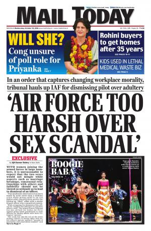 Mail Today,  October 19, 2016 - Read on ipad, iphone, smart phone and tablets.