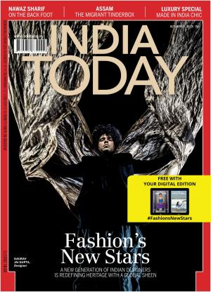 India Today -31st October 2016