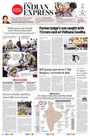 The New Indian Express-Shivamogga - Read on ipad, iphone, smart phone and tablets