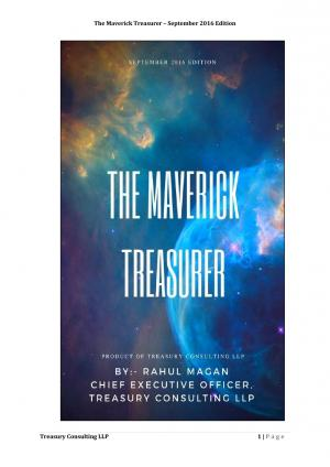 THE MAVERICK TREASURER - SEP 2016 - Read on ipad, iphone, smart phone and tablets.