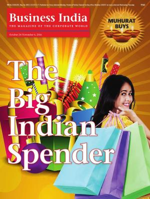Business India (October24-November 6,2016) - Read on ipad, iphone, smart phone and tablets.