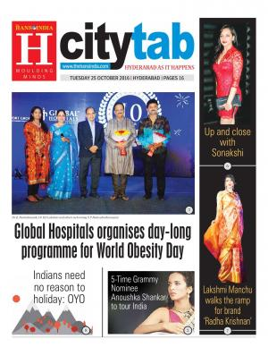 HYDERABAD TABLOID - Read on ipad, iphone, smart phone and tablets.