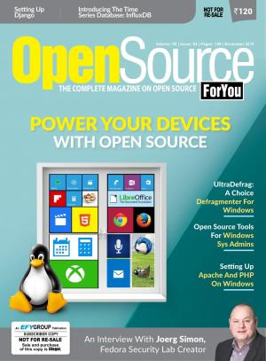Open Source For You - Read on ipad, iphone, smart phone and tablets.
