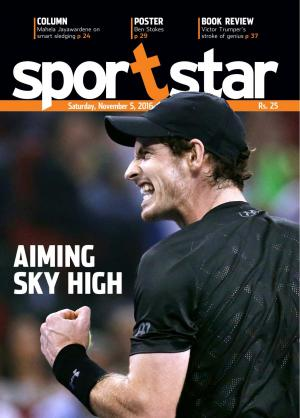 Sportstar - Read on ipad, iphone, smart phone and tablets.