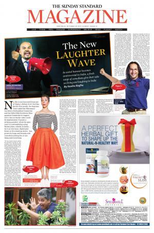 The Sunday Standard Magazine - Delhi